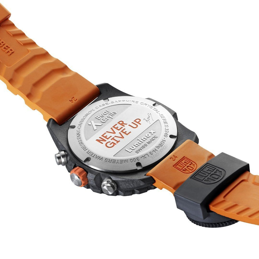 Bear Grylls Survival, 45 mm, Chronograph mit Kompass - 3749,5
