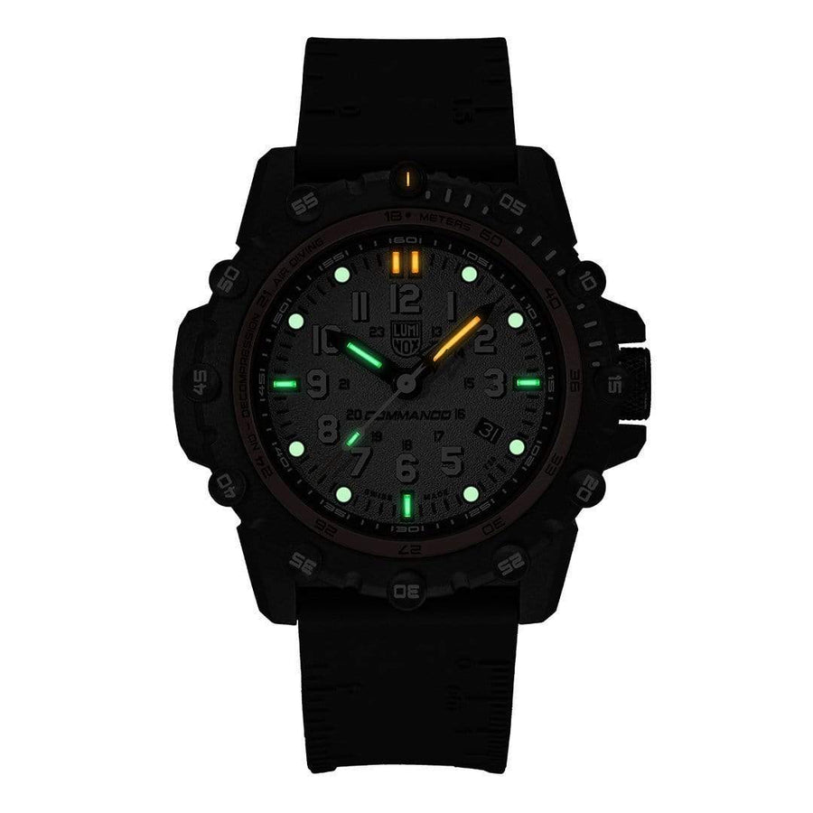 Commando Frogman, 46 mm, Militäruhr / Taucheruhr - 3301,2