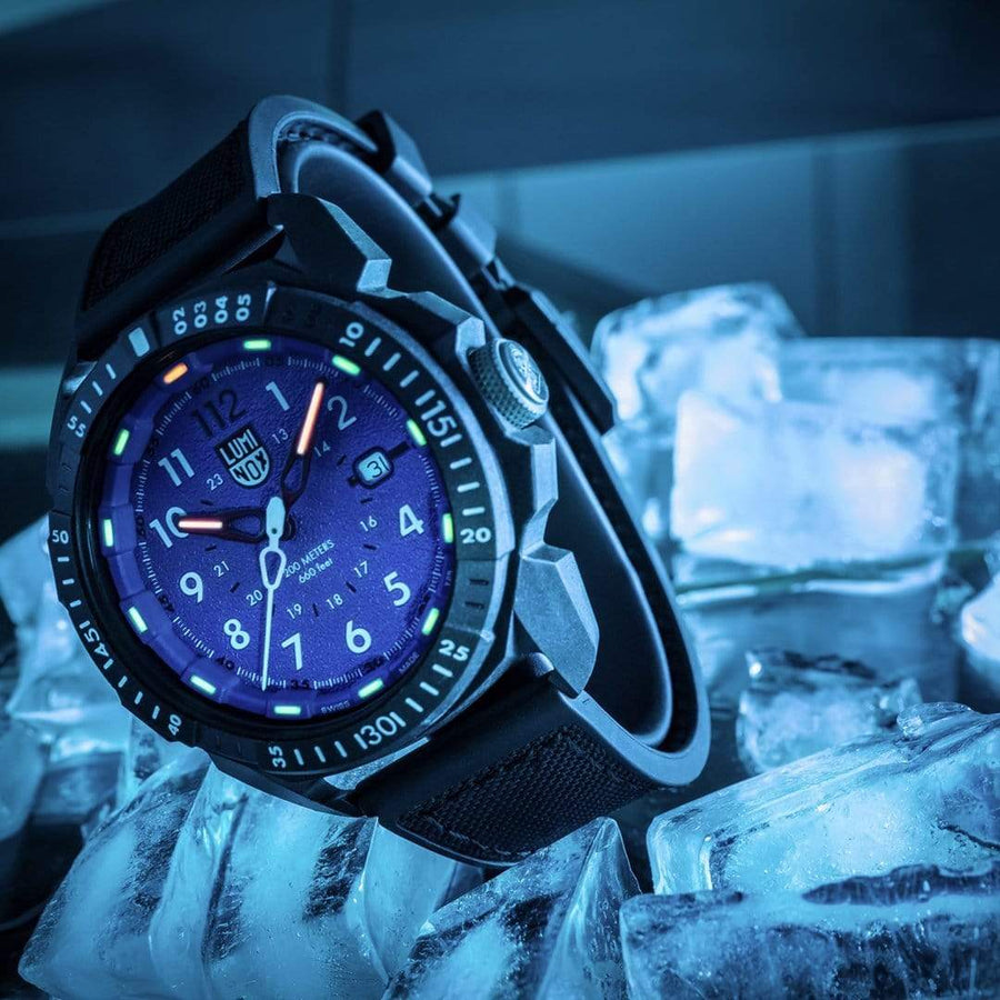 ICE-SAR Arctic, 46 mm, Outdoor Uhr - 1003,3