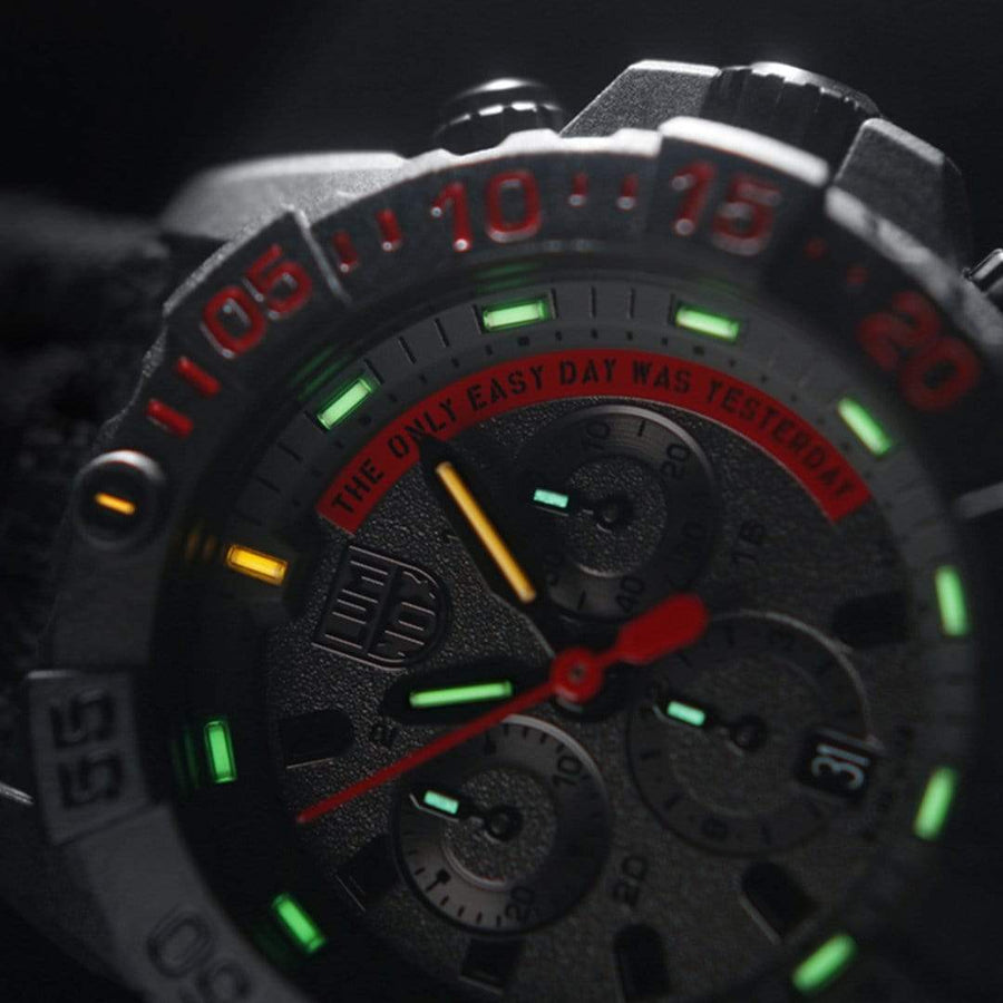 Navy SEAL Chronograph, 45 mm, Militäruhr - 3581.EY,,3