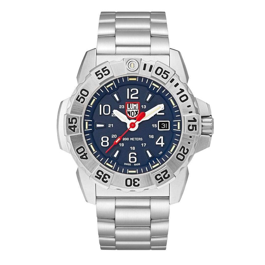 Navy SEAL Steel, 45 mm, Militäruhr - 3254,1