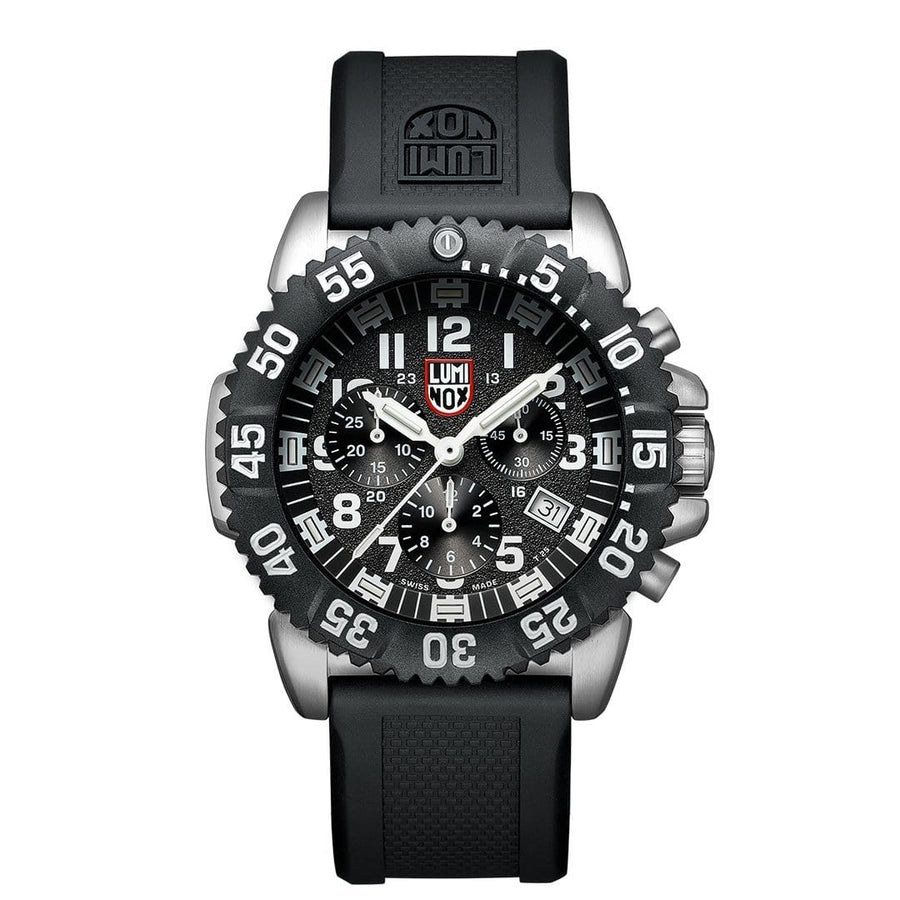 Navy SEAL Steel Colormark Chronograph, 44 mm, Militäruhr - 3181.L,1