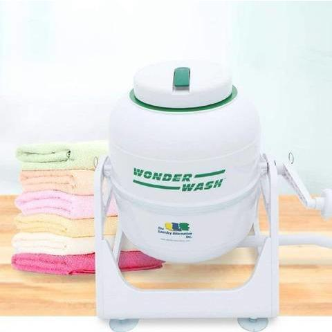 Wonder wash Portable Washer by The Laundry Alternative - ShopGreenLiving.com