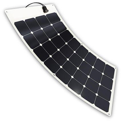 Zamp 100-Watt Flexi Deluxe Solar Expansion Kit - ShopGreenLiving.com