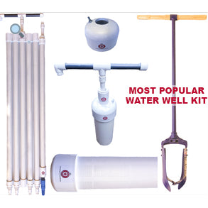 Emergency Water Well DIY Kit - Large Bore - ShopGreenLiving.com