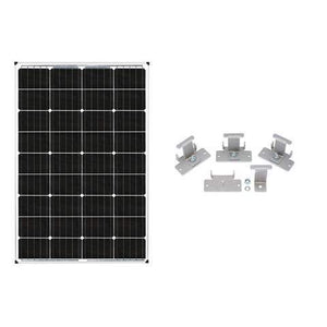 Zamp 115-Watt Deluxe Solar Expansion Kit - ShopGreenLiving.com