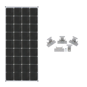 Zamp 170-Watt Deluxe Solar Expansion Kit - ShopGreenLiving.com