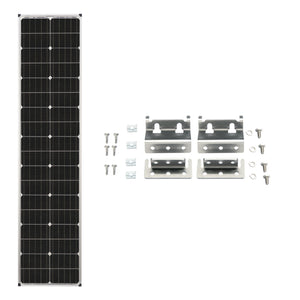 Zamp Solar 90-Watt Long Expansion Kit - ShopGreenLiving.com