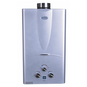 Marey 3.1  Gas  Digital Panel Tankless Water Heater - ShopGreenLiving.com