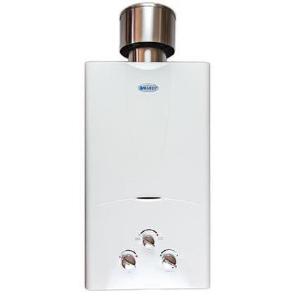 Marey Gas  Water Heater 5LP bundle with shower head , gas regulator and hose - ShopGreenLiving.com