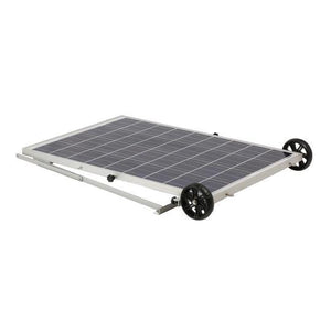Nature's Generator Bundle -Power Panel with Cart and 50ft Solar Panel Cable - ShopGreenLiving.com