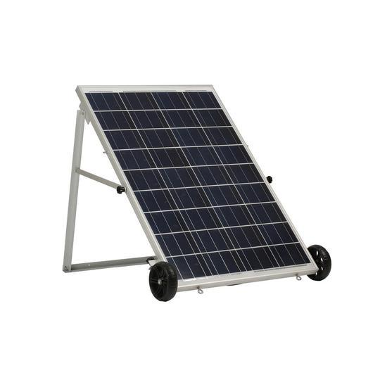 Nature's Generator Power Panel Kit (Includes Cart, 50ft cable, MC4 connector) - ShopGreenLiving.com