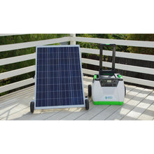 Nature's Generator - Solar Powered Generator - Gold Systems - ShopGreenLiving.com