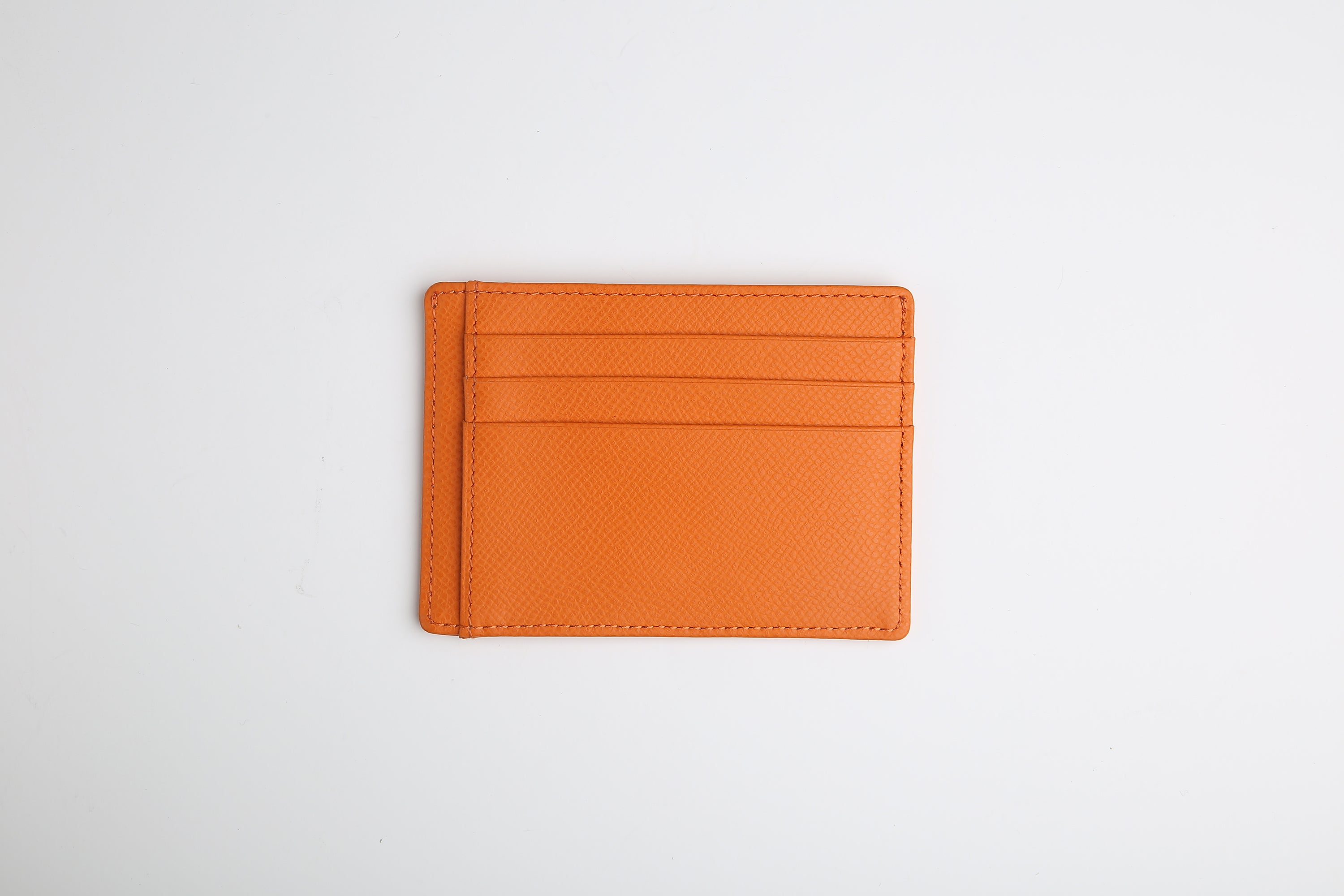 Luxury Italian Calf Leather Credit Card Holder RFID Blocking - Eldadesign