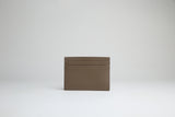 luxury italian vegetable tanned leather card holder - Eldadesign, , elda