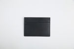 luxury italian vegetable tanned leather card holder - Eldadesign