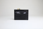 Luxury full grain Crocodile Embossed Italian Leather Card Holder - Eldadesign
