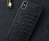Luxury Genuine Crocodile Skin iPhone, Samsung Case - Eldadesign, , elda