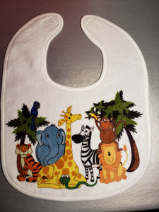 Sublimation Baby Bibs