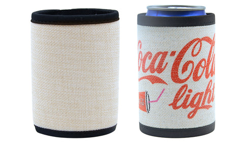PRE-ORDER Linen Neoprene Can WRAP - CLOSING 8/21
