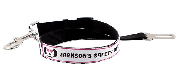 Pet Safety Seat Belt