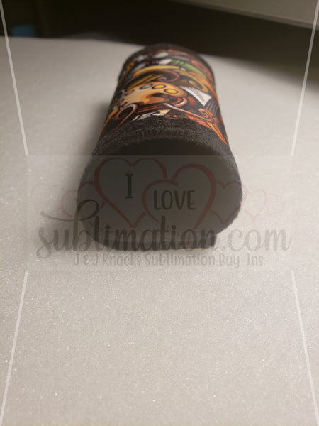 Sublimation Steering Wheel Wrap - Samples Inventory