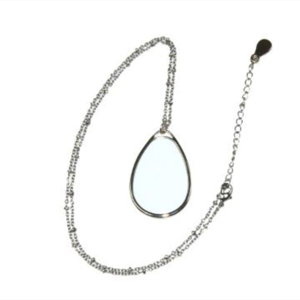 Rain Drop Style Necklace
