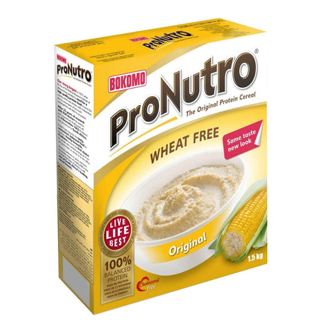 Bokomo ProNutro - Original Cereal (Kosher) (CASE of 12 x 500g)