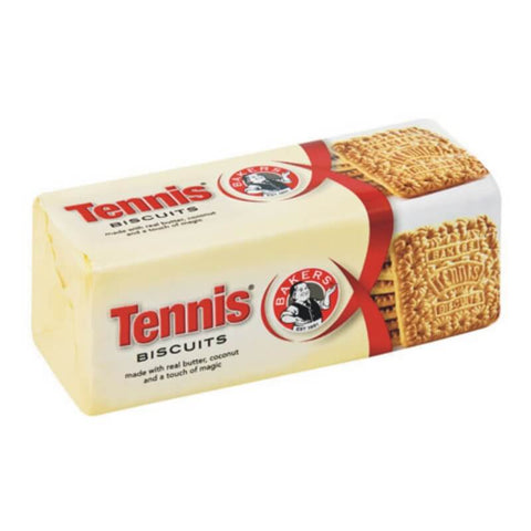 Bakers Tennis - Original Biscuits (Kosher) (CASE of 12 x 200g)
