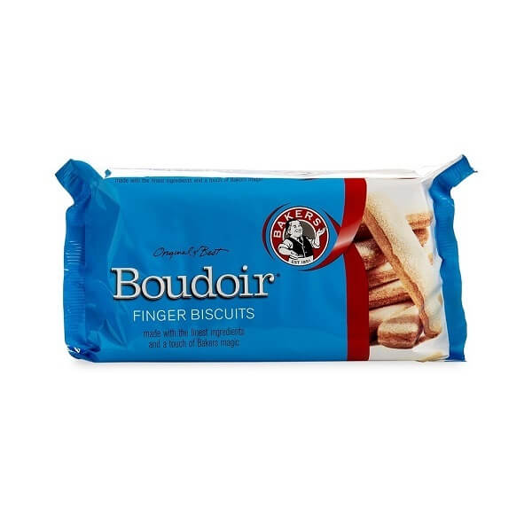 Bakers Boudoir - Finger Biscuits (Kosher) (CASE of 15 x 200g)