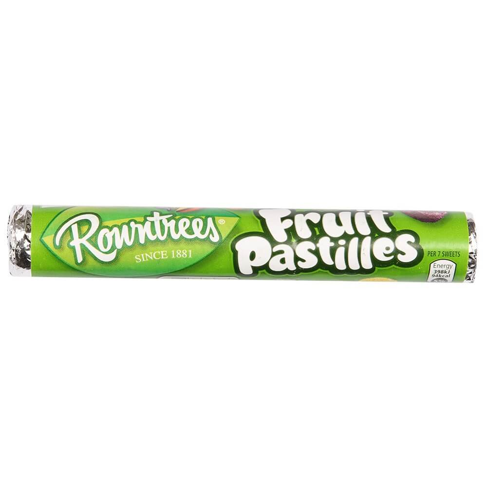 Nestle Rowntrees Fruit Pastilles Roll (CASE of 32 x 52.5g)