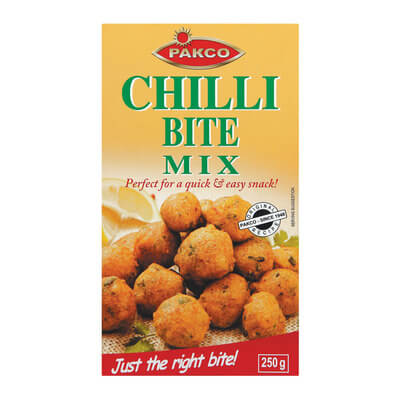 Pakco Chilli Bite Mix (CASE of 6 x 250g)