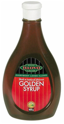 Illovo Syrup - Golden Syrup (Kosher) (CASE of 6 x 500g)