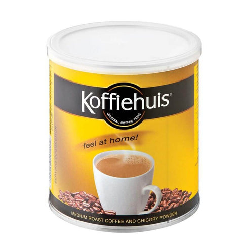 Koffiehuis Coffee - Medium Roast Powder (Kosher) (CASE of 6 x 250g)