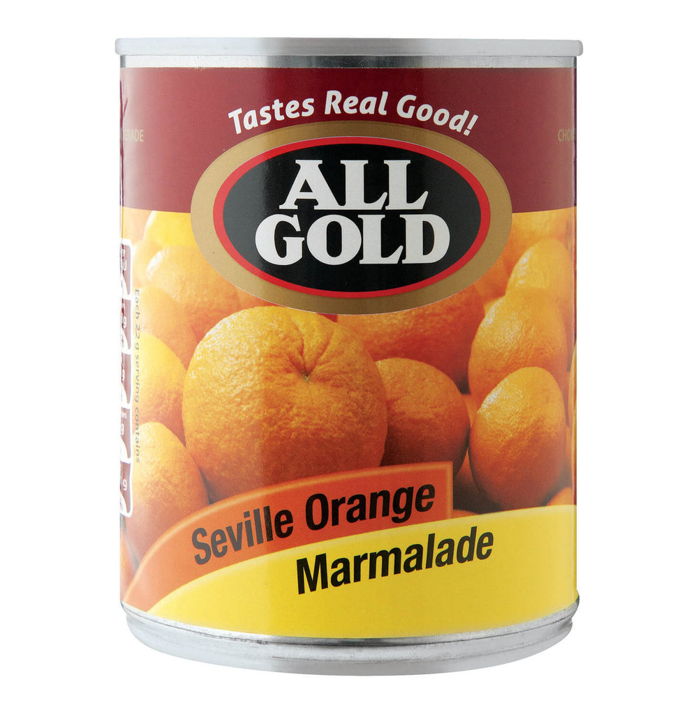 All Gold Marmalade - Seville Orange  (Kosher) (CASE of 12 x 450g)
