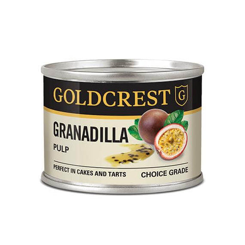 Goldcrest Granadilla Pulp (Kosher) (CASE of 12 x 110g)