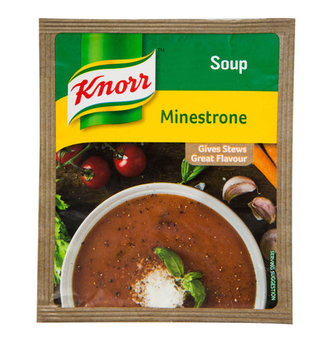 Knorr Minestrone Soup Mix (CASE of 10 x 50g)