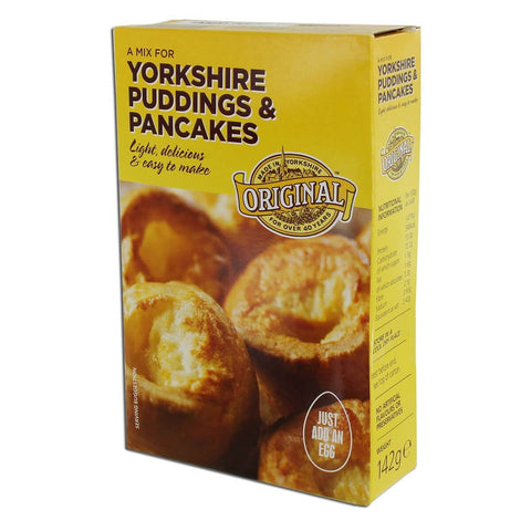 Goldenfry Yorkshire Pudding and Pancake Mix (CASE of 12 x 142g)