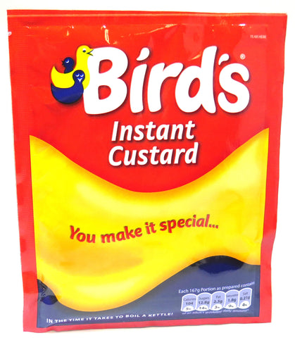 Birds Custard - Instant (CASE of 18 x 75g)
