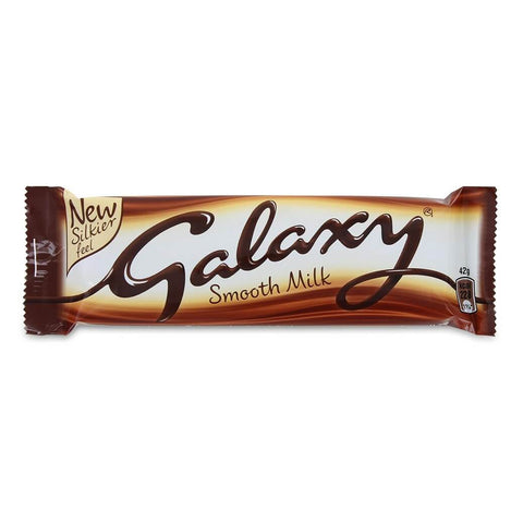 Mars Galaxy Milk Chocolate Bar (CASE of 24 x 42g)