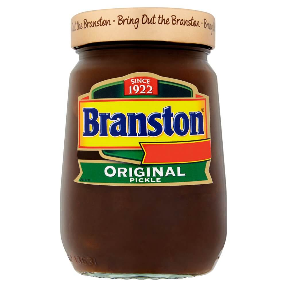 Branston Pickle - Original Medium Jar (CASE of 6 x 360g)