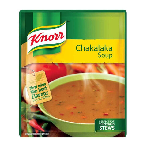 Knorr Chakalaka Soup Packet (CASE of 10 x 50g)