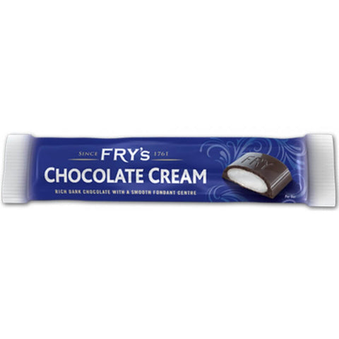 Frys Chocolate Cream (CASE of 48 x 49g)