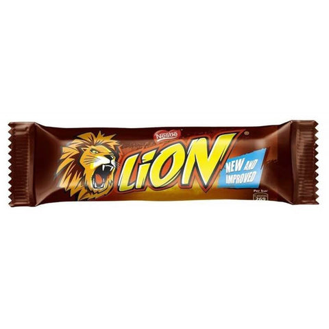 Nestle Lion Bar (CASE of 36 x 50g)