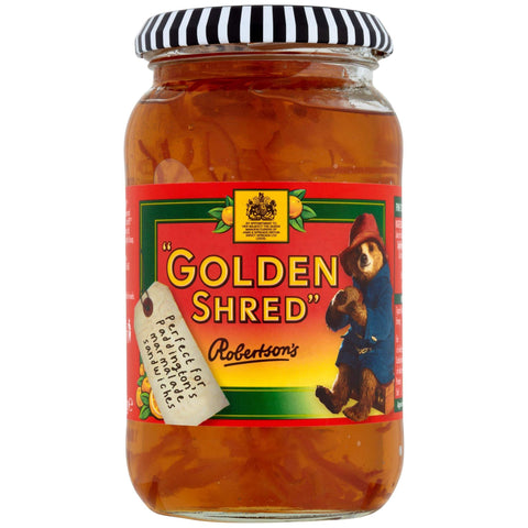Robertsons Golden Shred Orange Marmalade (CASE of 12 x 454g)