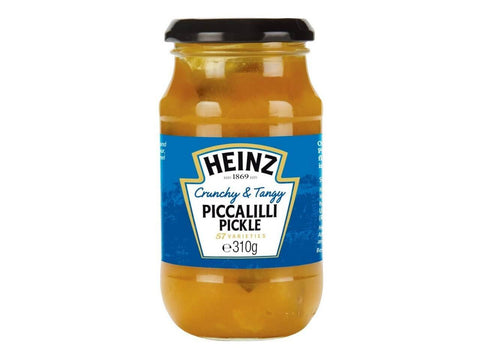 Heinz Piccalilli Pickle (CASE of 8 x 310g)