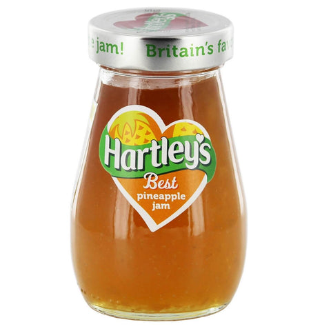Hartleys Jam - Pineapple  (CASE of 6 x 340g)