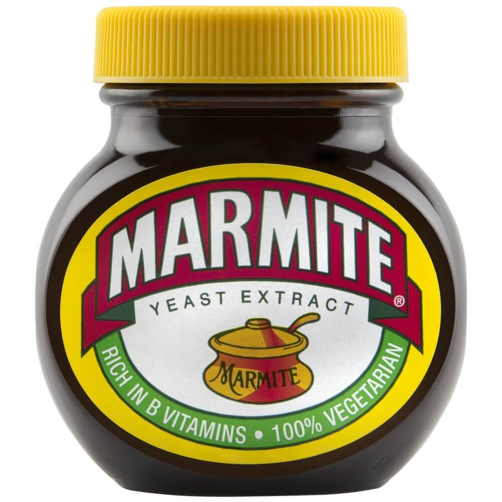 Marmite Yeast Extract (CASE of 12 x 250g)