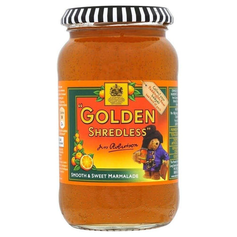 Robertsons Marmalade - Golden Shredless Orange  (CASE of 6 x 454g)