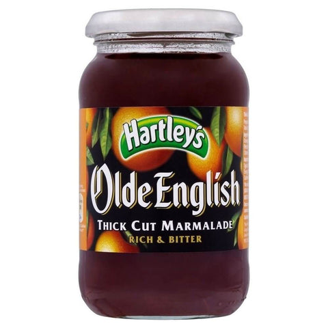 Hartleys Olde English Thick Cut Marmalade (CASE of 6 x 454g)
